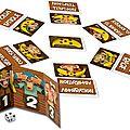 Boutique jeux de société - Pontivy - morbihan - ludis factory - 3 Singes cartes