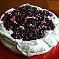 ★☆ pavlova aux fruits rouges by filharmonie ★☆