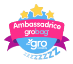 Badge Ambassadrice Grobag