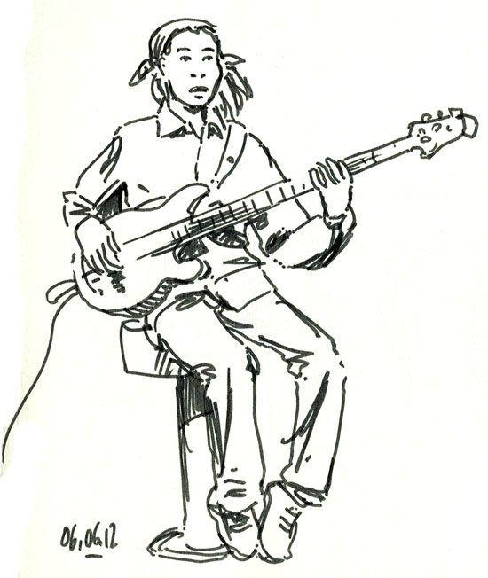 bassiste