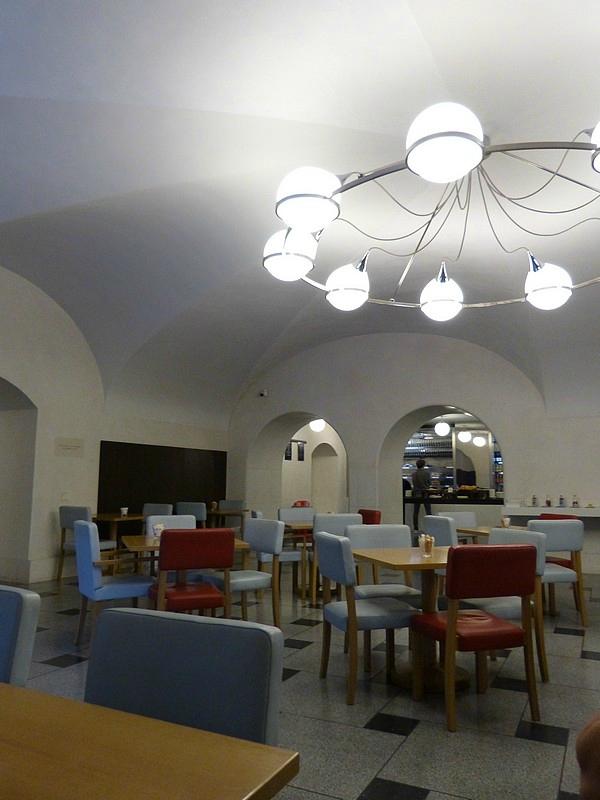 cafetaria TATE B L
