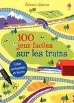 100 jeux faciles sur les trains