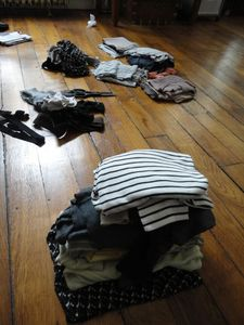 30- Pile t-shirt