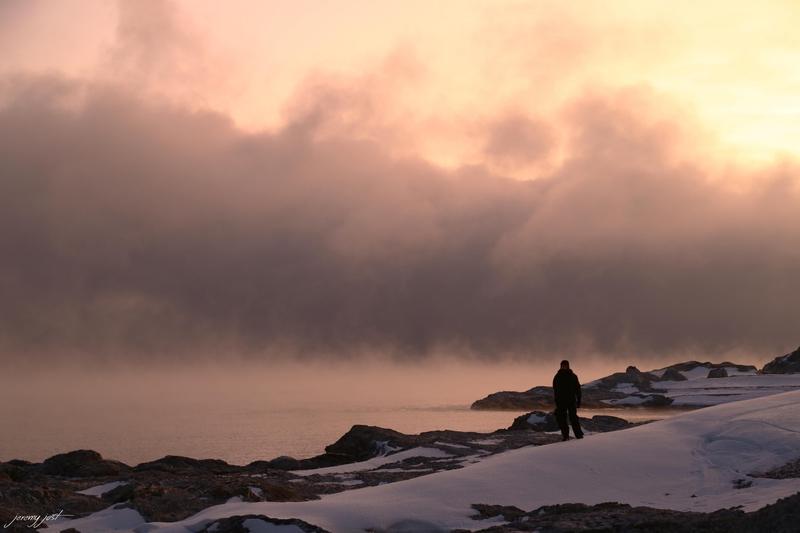 jerome lumiere du nord arctique
