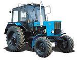 """Как стало известно интернет-газете Naviny.By, универсально-пропашной трактор модели  """"Беларус-892 """" синего цвета..."""