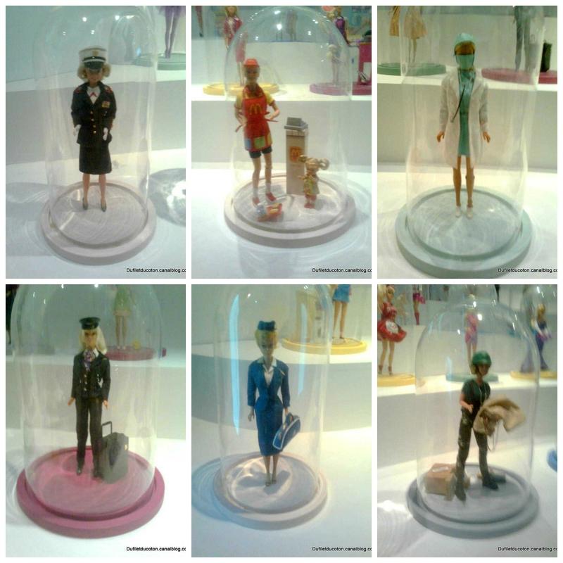 Carrières de Barbie