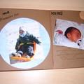 Mini album boite à cd