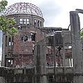 Hiroshima, ca fait froid dans le dos.