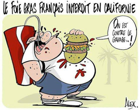 foi gras usa