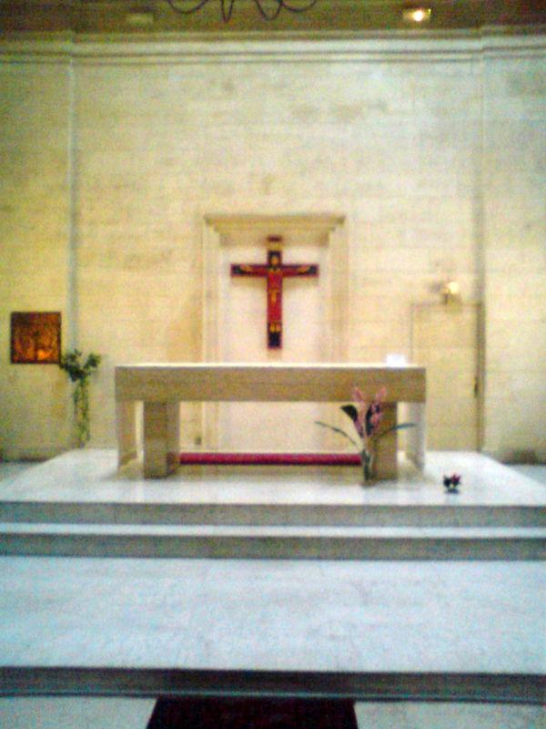 Chapelle de l'Hopital St André 2