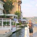 Memo : On a RV avec Zeynep et Sermet