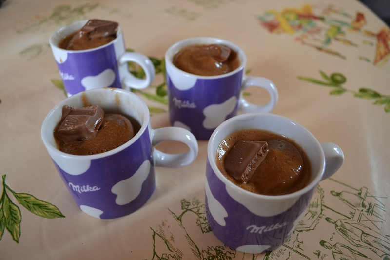 Mug Cake Au Daim