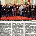 Participation d'olivier bianconi aux 1ères assises de la culture corse