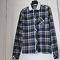 Vide dressing: tops, blouses et chemises (tout est vendu)
