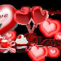 Pour vos créations st valentin