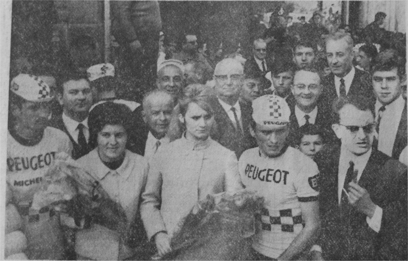 Bergerac Peugeot 67