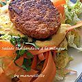 Salade thaïlandaise à la mangue