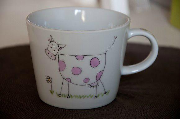 tasse vache 1