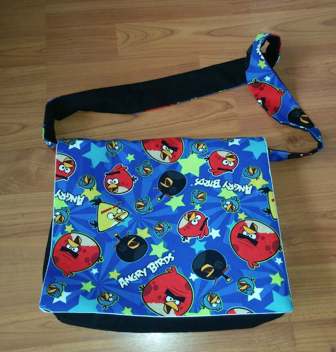 Besace Alexis Angry Birds