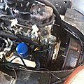 Re changement moteur boite