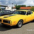 Dodge charger super bee coupe de 1971 (Alsace Auto Retro Bartenheim 2011) 01