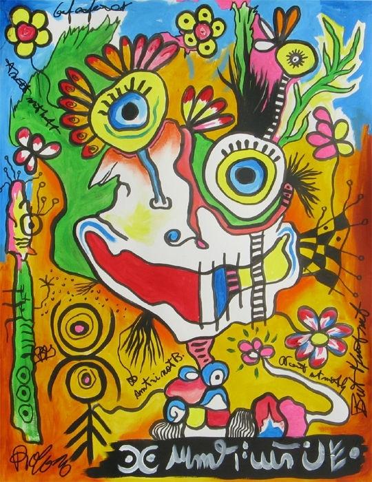 ROYO Sé le printan 2010 65 x 50