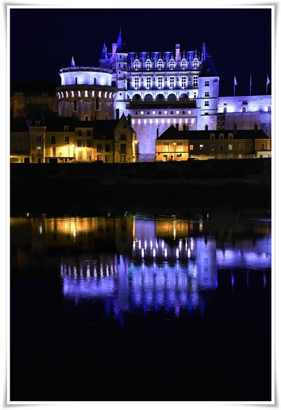 25 09 2016 illumination château d'Amboise