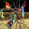 sculpture sauvage yurtao