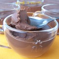 Crème au chocolat d'après léonine