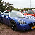 Vauxhall vx220 speedster 2.0 turbo