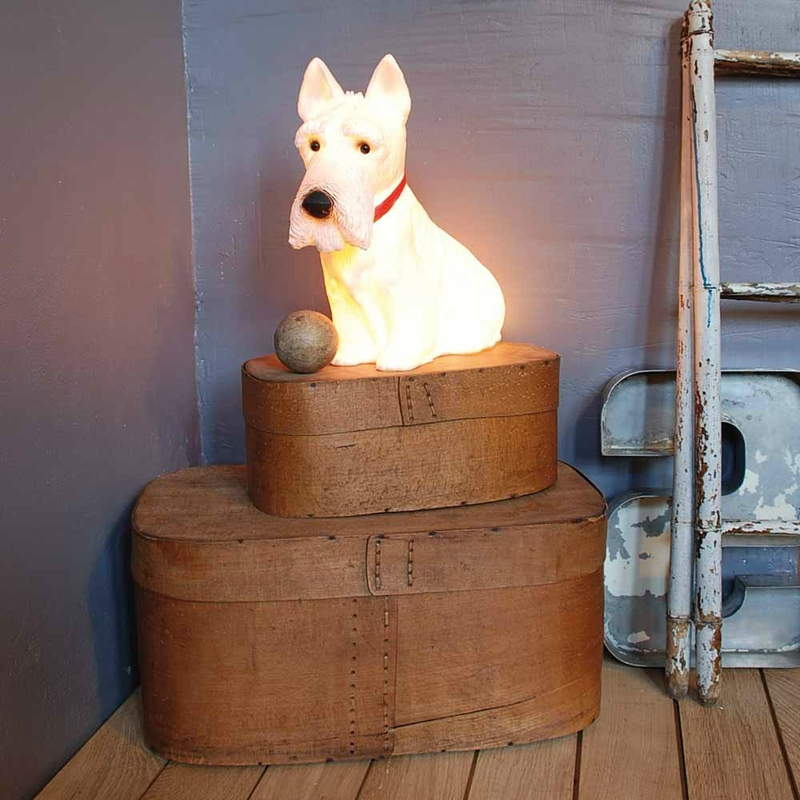 lampe-chien-scottish-terrier-blanc