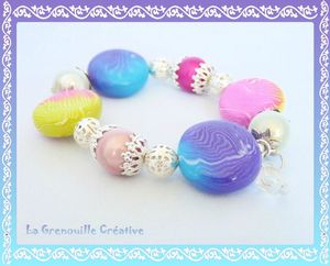 Bracelet multi-color B (1)