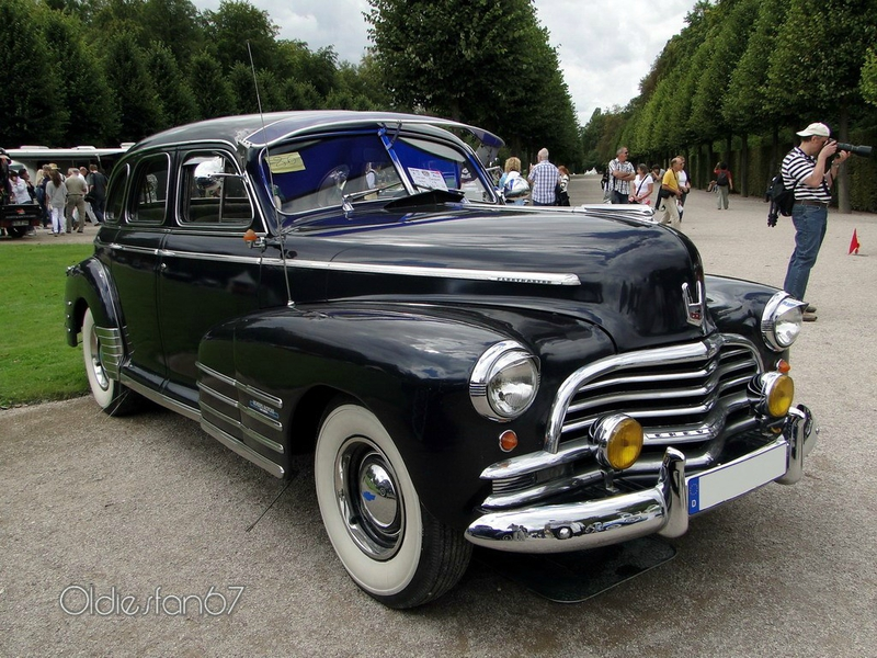 chevrolet fleetmaster sport sedan 1946 a