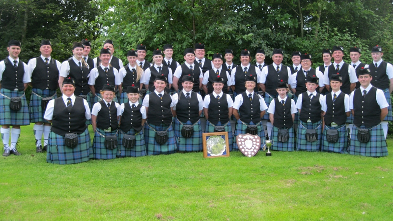 fraserburgh pipe band 2014 2