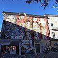♥ montelimar ; son mur peint ♥