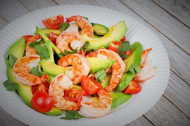 recette_salade_avocat_crevettes