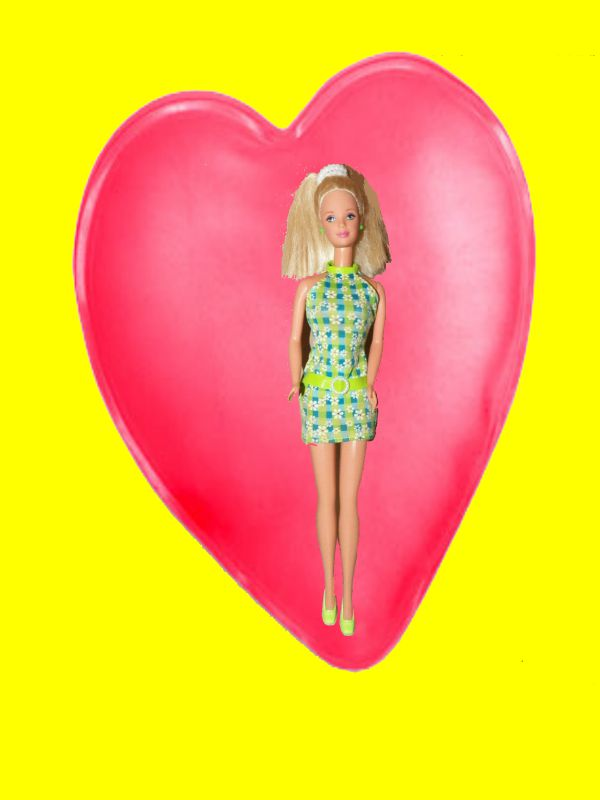 I love barbie