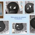 Nouvelles grues en origami(part 1)