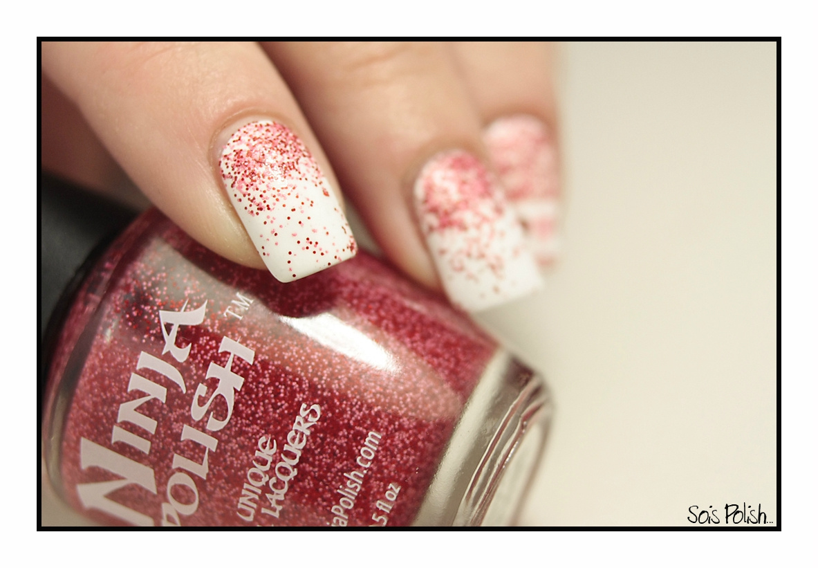 Ninja Polish // Cupid Floam ♥