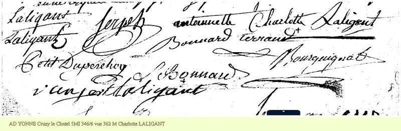 laligant 1782 M Chltte-c