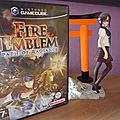 Fire emblem path of radiance sur gamecube.