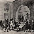 Marie-Antoinette Départ de la Conciergerie
