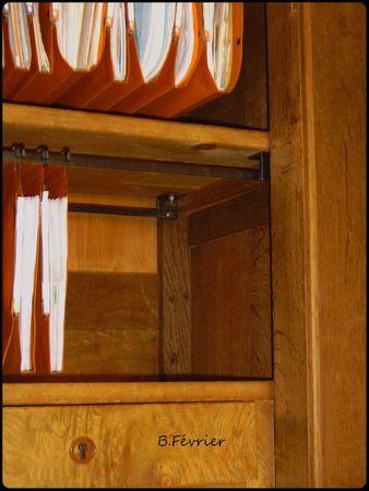 support de rangement pour dossiers suspendus briko d ko fait maison. Black Bedroom Furniture Sets. Home Design Ideas