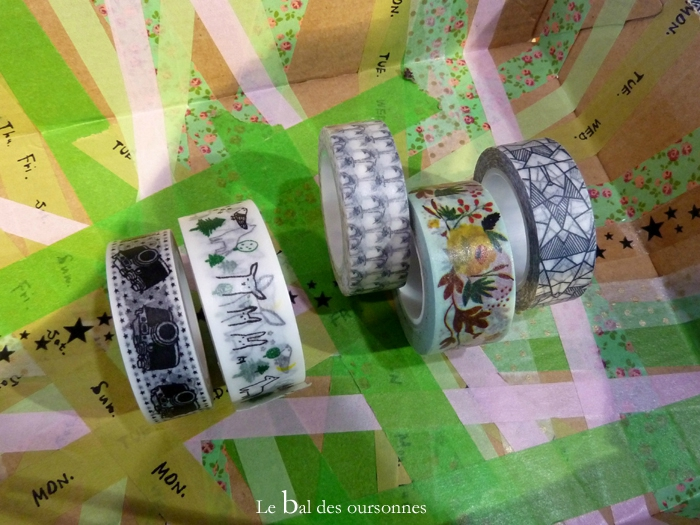 62 ID Créatives 2014 Lyon Lovely Tape Masking Achetés