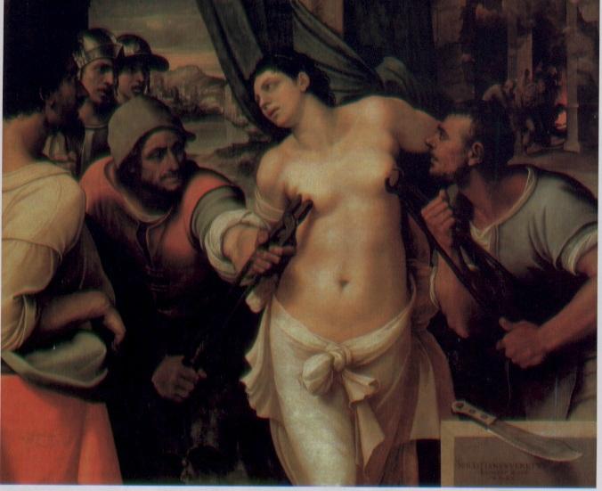 """L'érotisme de la jouissance par la souffrance : c'est la martyrologie chrétienne qui en donne le """"la"""" !"""