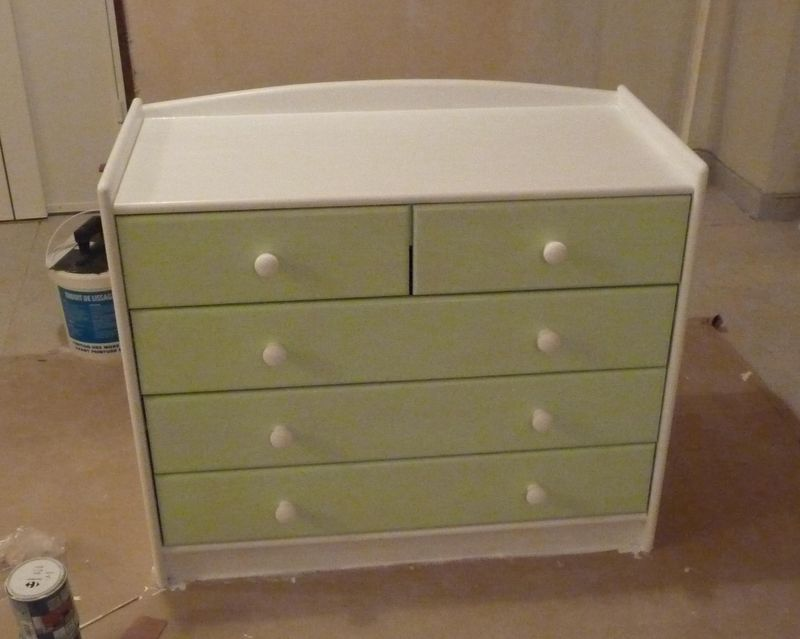 Commode pour la chambre de baby little things by k - Commode pour chambre ...