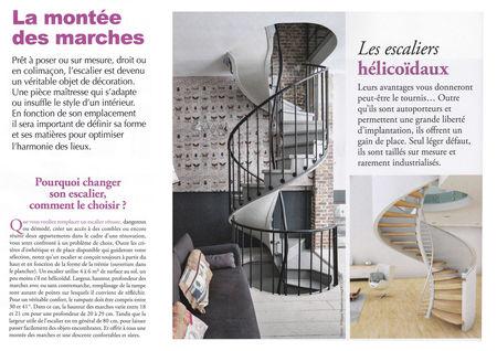 Les escaliers astuces et conseils d 39 architecte d 39 int rieur - Dimension escalier colimacon ...