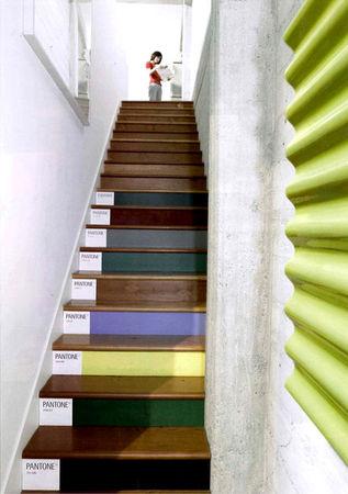 Decoration De Couloir Avec Escalier - Amazing Home Ideas ...