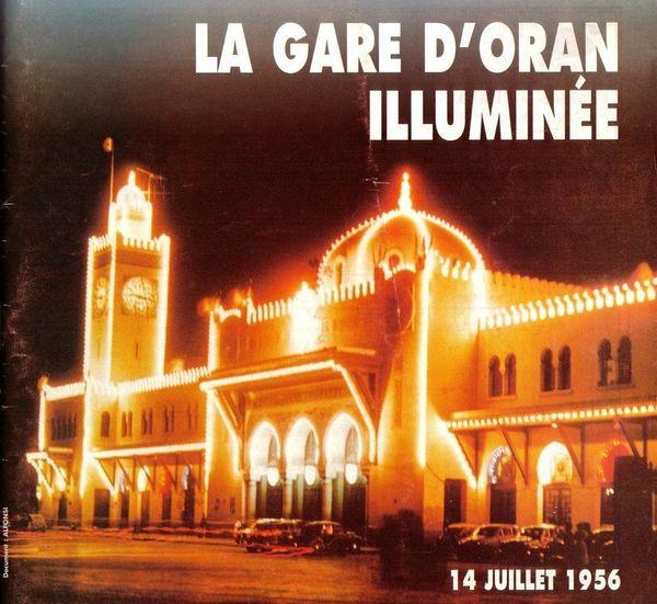 Oran- La gare PLM 36