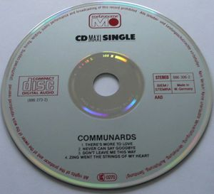 Communards, The - There's More To Love